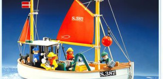 Playmobil - ¡El mejor barco de Playmobil! <3