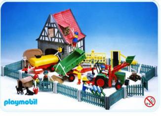 Playmobil - 3555 - Bauernhof