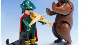 Playmobil - 3567v1 - Tamer with Bear