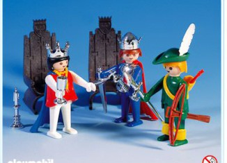 Playmobil - 3568 - Royal couple