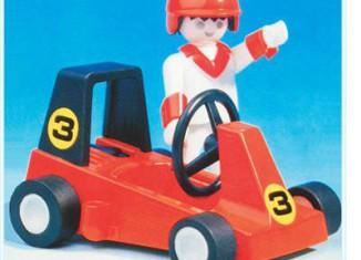 Playmobil - 3575 - go-cart