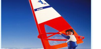Playmobil - 3584 - Windsurfer