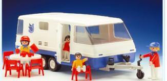 Playmobil - 3588 - Caravan