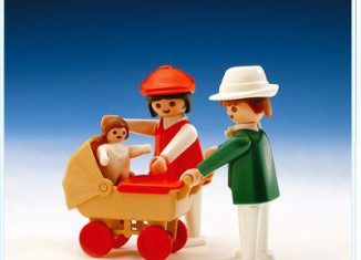 Playmobil - 3592 - Family