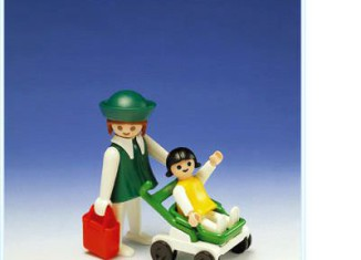 Playmobil - 3597 - Mother & Child