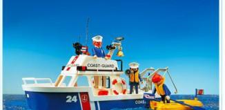 Playmobil - 3599 - Coast Guard Boat