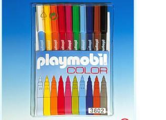 Playmobil - 3602 - 10 Spezialstifte