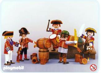 Playmobil - 3606 - King's recruiters