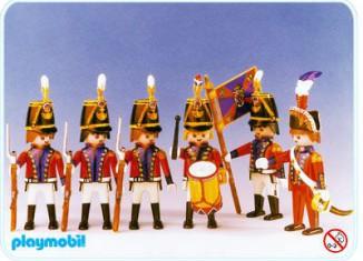 Playmobil - 3608 - Infantry