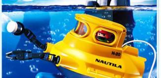 Playmobil - 3611s2 - Deep Sea Submarine