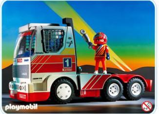 Playmobil - 3613 - Racing Truck