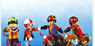 Playmobil - 3616 - Bikers