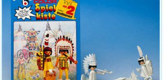 Playmobil - 3619 - Toy-box No. 2 - Indians