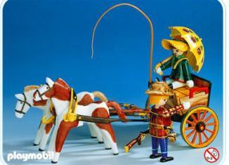 Playmobil - 3622 - Western Surrey