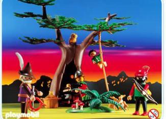 Playmobil - 3626 - Merry Men's Hideaway