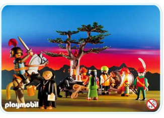 Playmobil - 3627 - Merry Men's Feast
