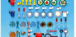 Playmobil - 3630 - Dishes