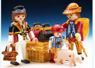 Playmobil - 3637 - Train passengers