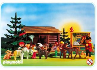Playmobil - 3638 - Childrens Petting Zoo