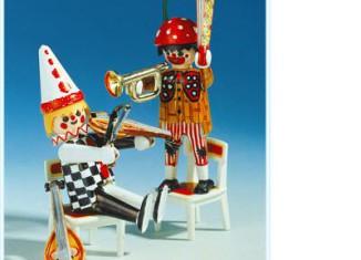 Playmobil - 3644 - Musical clowns