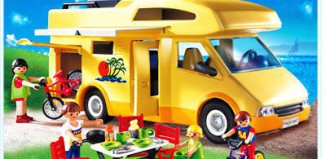 Playmobil - 3647 - Family Camper