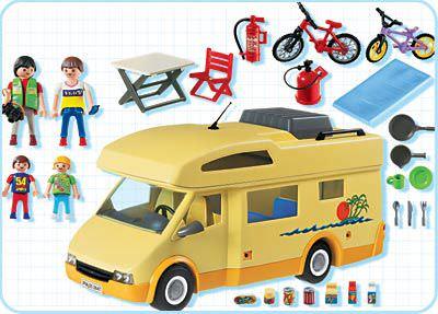 Playmobil 3647 - Family Camper - Back