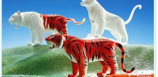 Playmobil - 3648 - Tigers