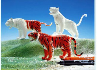 Playmobil - 3648 - Tigers