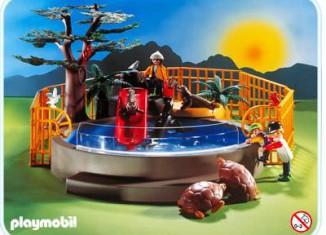 Playmobil - 3650 - Sea Life Aquarium