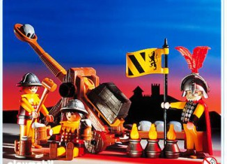 Playmobil - 3653 - Lion Knights with Catapult