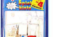 Playmobil - 3655s1 - Toy-box No. 4 - Pirates