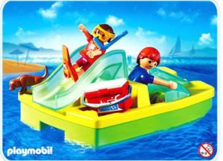 Playmobil - 3656s2 - Paddle Boat