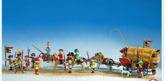 Playmobil - 3660s1 - Market Procession