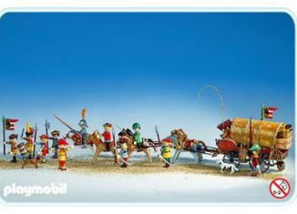 Playmobil - 3660s1 - Market Procession