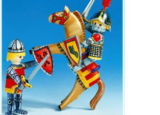 Playmobil - 3661 - Color Medieval Knights