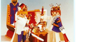 Playmobil - 3662 - Royal Couple
