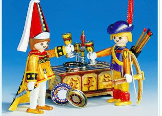 Playmobil - 3663 - Archer & Courtesan