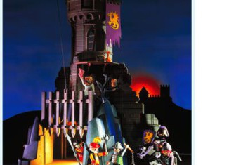 Playmobil - 3665 - Baron's Battle Tower