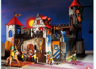 Playmobil - 3666 - Kings Large Castle