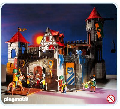 playmobil set 3666 kings large castle klickypedia. Black Bedroom Furniture Sets. Home Design Ideas