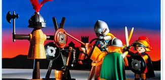 Playmobil - 3668 - Knights Training Field