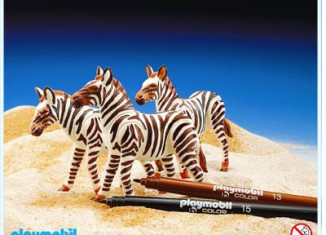 Playmobil - 3673 - Zebras