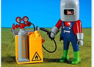 Playmobil - 3678 - Gas Welder