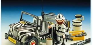Playmobil - 3679v1 - Safari-Jeep