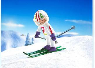 Playmobil - 3682 - Downhill Skier