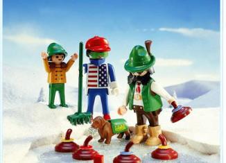 Playmobil - 3686 - Curling Match