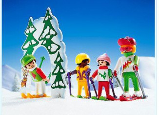 Playmobil - 3687 - Ski School