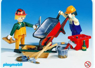 Playmobil - 3690 - Construction Workers