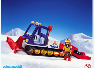 Playmobil - 3696 - Snowcat