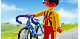 Playmobil - 3710 - Racing Cyclist
